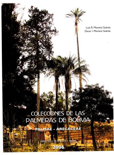 Palmeras de Bolivia